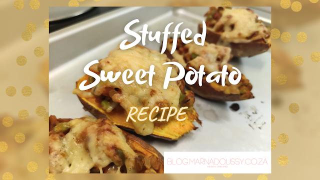 stuffed sweet potato recipe