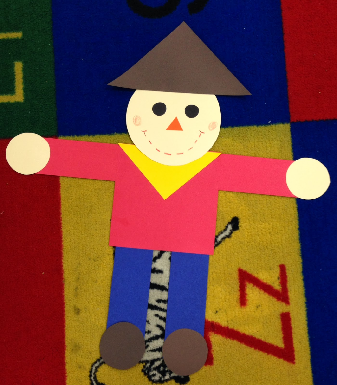 A Spoonful Of Learning Scarecrows Week 1 Amp A Freebie