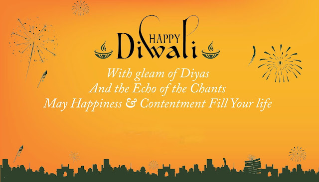 Happy Deepavali, Diwali Messages and SMS 2018
