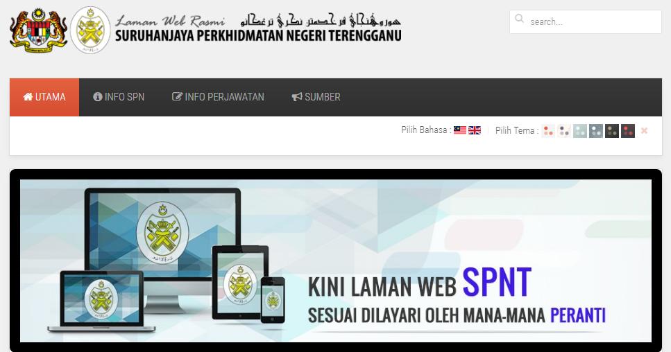 Rasmi Jawatan Kosong Spnt Suruhanjaya Perkhidmatan Negeri Terengganu Terkini 2019 Jawatan Kosong Kerajaan Swasta Terkini 2020