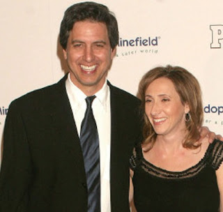 Constantine Yankoglu with his ex-wife Patricia Heaton