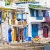 Το μοναδικό χρωματιστό παραθαλάσσιο χωριό της Ελλάδας