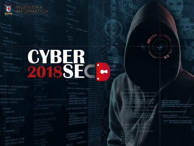 CyberSec 2018! El Congreso de CiberSeguridad que no te puedes perder! Conoce más detalles aquí!