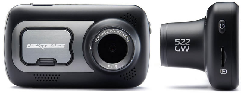 Nextbase 522 GW Dash Cam