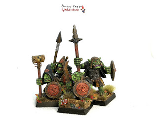 [EN/PL] The Green, the Bad, and the Ugly / Zielony, Zły i Brzydki (Warmonger Miniatures Orc #1)