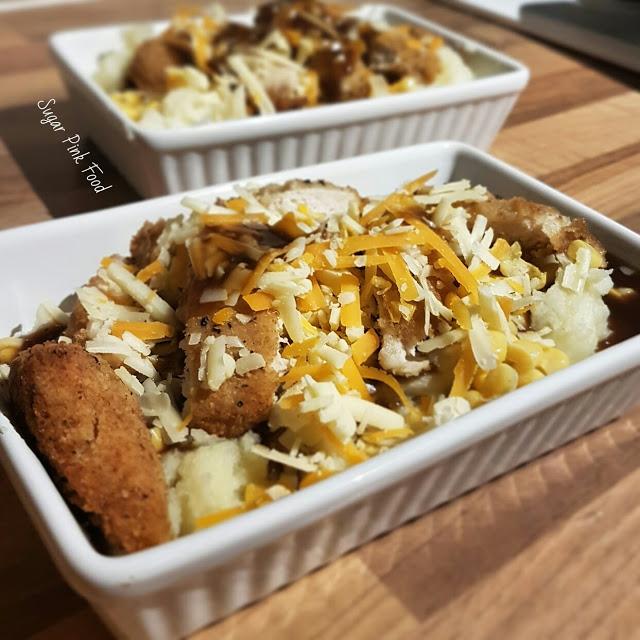 KFC Style Famous Bowl Recipe Slimming Friendly Fakeaway