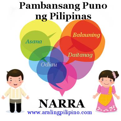 ibat ibang tawag ng narra, other names of narra tree