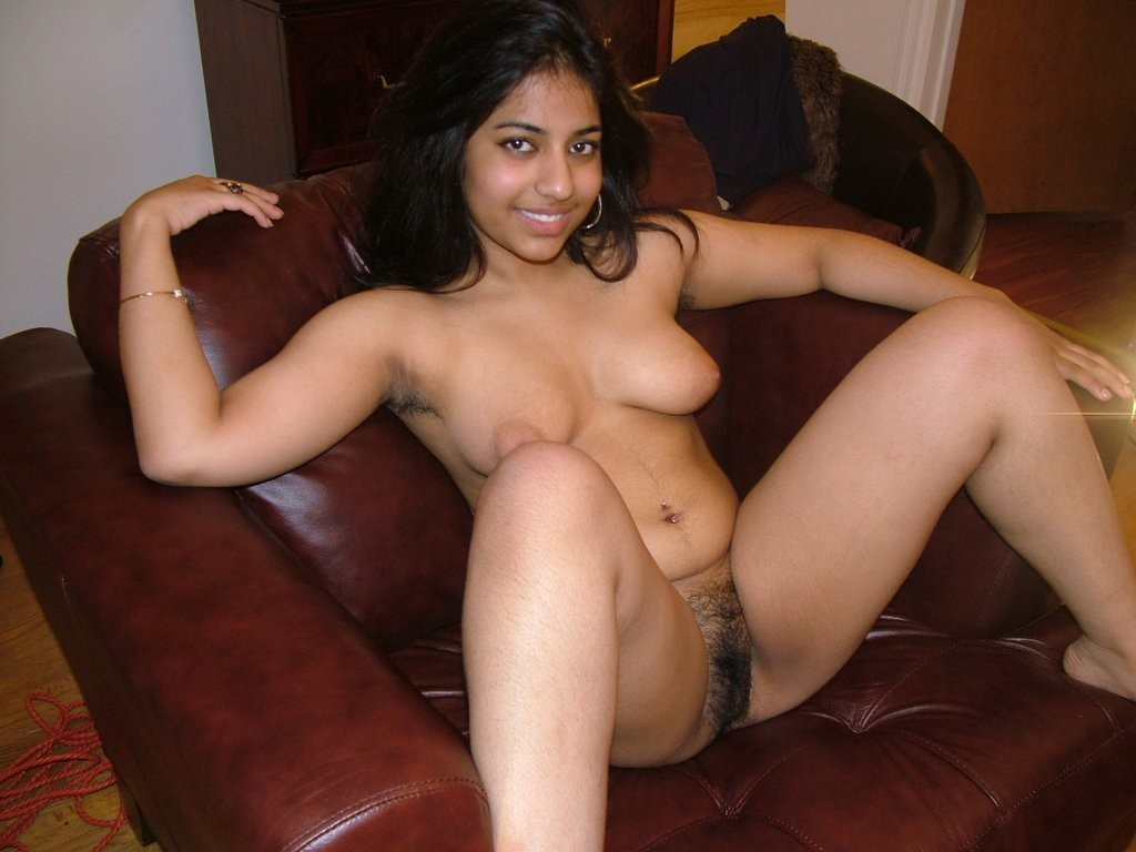 Nude Hairy Indian Women