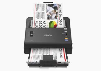 Epson WorkForce DS-760 Driver