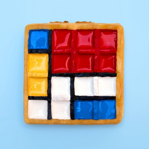 """Mondrian"" por Paul Fuentes 