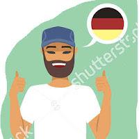 Aprender alemão com o Inglês