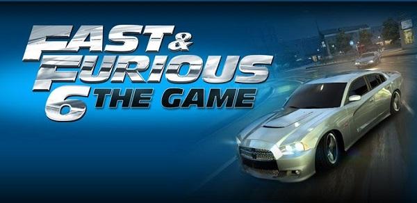 تحميل افضل العاب السيارات Fast & Furious 6 اندرويد مجانًا