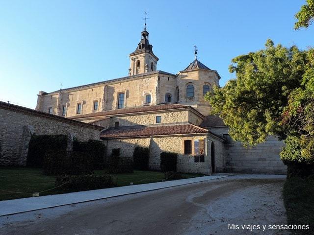 Monasterio de Santa María de El Paular, Rascafría