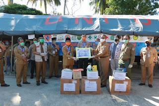 Gubernur Apresiasi Bantuan NGO FFI, BBNTKS dan BKSDA Masa Pandemi Covid-19