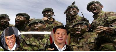 """नेपाली PM बोले, """"चीन युद्ध नहीं चाहता क्यूंकि वो जानता, अब वो जीत नहीं सकता"""" War Ind Vs Chaina"""