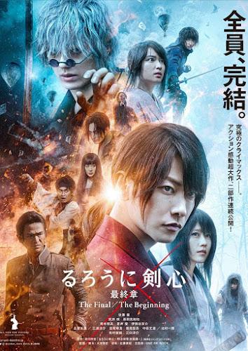 Rurouni Kenshin: Final Chapter Part I – The Final (Web-DL 1080p Dual Latino / Japones) (2021)