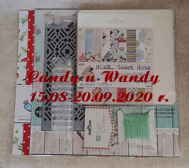 Candy u Wandy- 10 urodziny bloga