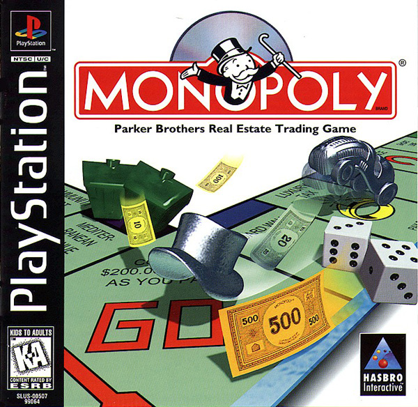 Monopoly - PS1 - ISOs Download