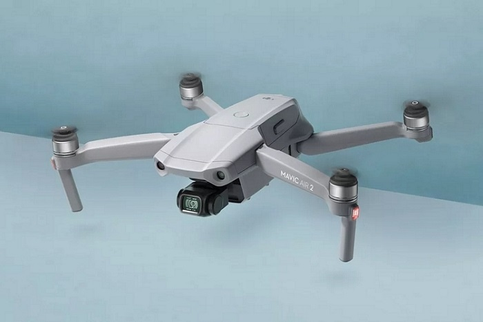 DJI Mavic Air 2 Drone Captures 4K Video at 60 FPS Plus 34 Minutes of Flight Time