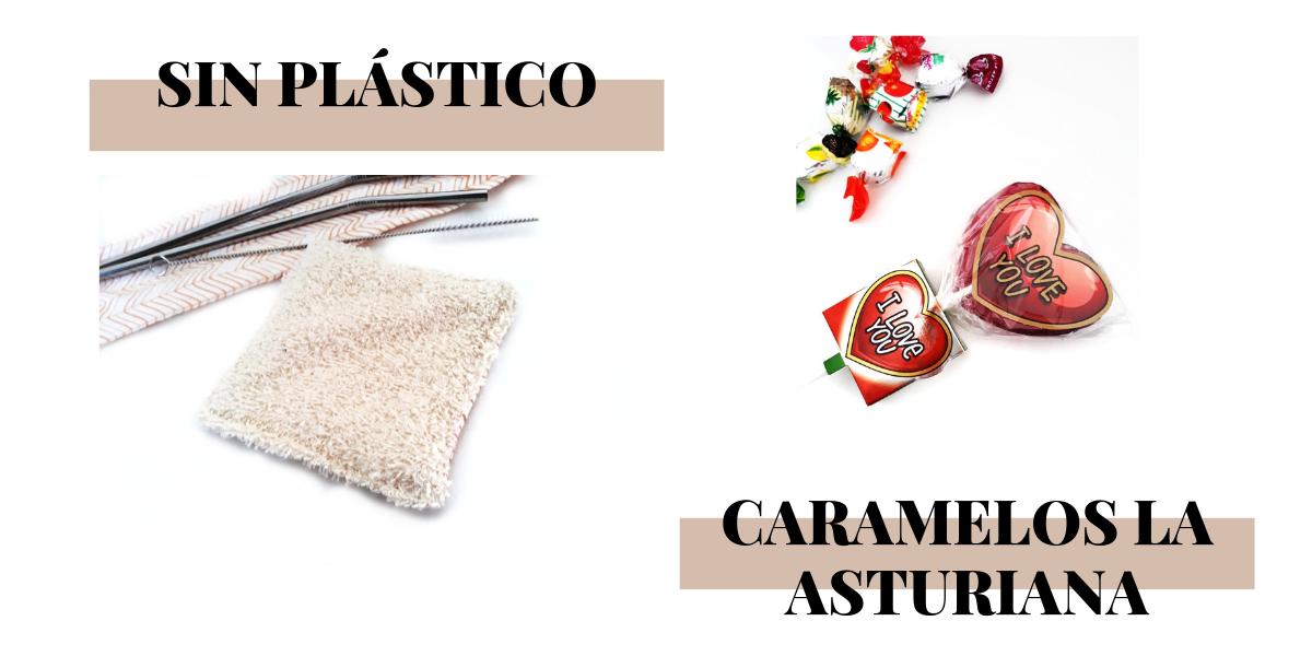 SIN PLÁSTICO& CARAMELOS LA ASTURIANA