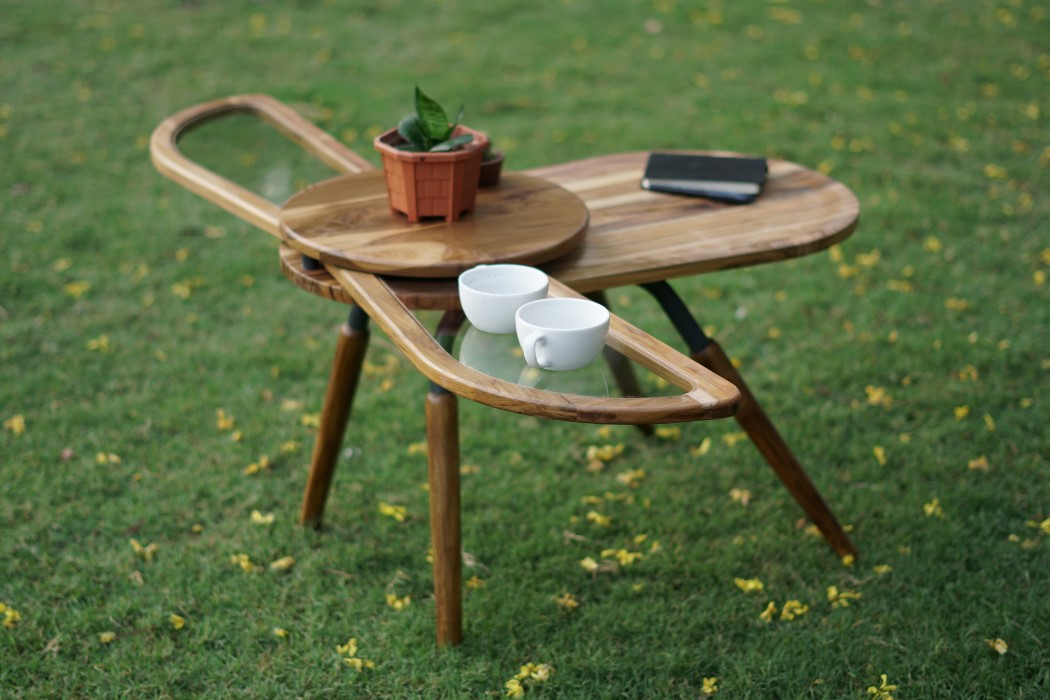 bug-inspired tables