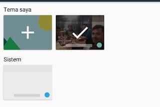 Cara Ganti Backgroun Keyboard Google di Android Dengan Foto Sendiri