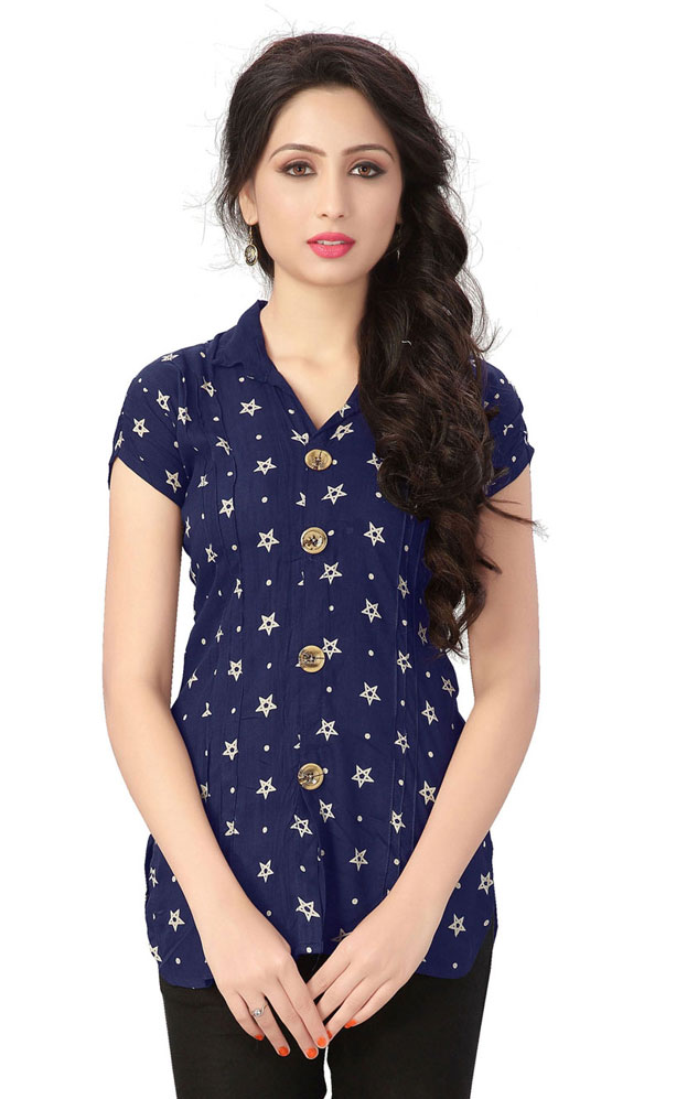 Western Culture 2 – Latest New Printed Cotton Top Manufacturer
