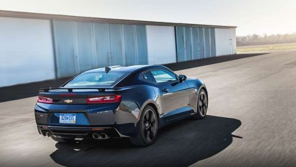 2016 Chevrolet Camaro SS Coupe REVIEWS
