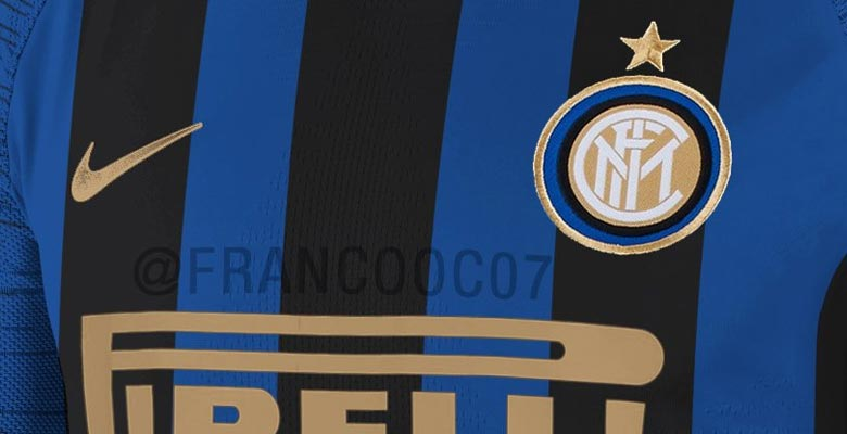 4197d7fa5656 Here Is How Nike s Inter Milan 18-19 Home Kit Will Look Like - By Franco  Carabajal