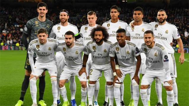 التشكيل المتوقع لريال مدريد أمام بيتيس