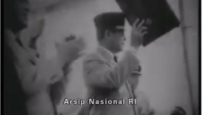 Roy Suryo Unggah Video Dokumenter Kondisi 1965 dari ANRI: Ingat Ini Asli, Bukan Film