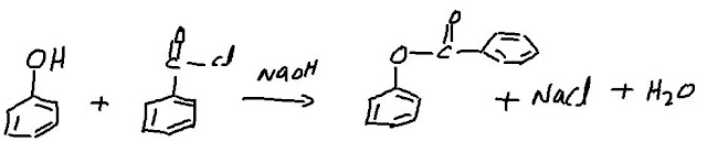 Schotten Baumann reaction mechanism