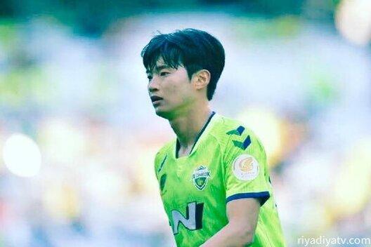 الكوري الجنوبي كيم جين سو لاعب النصر الجديد