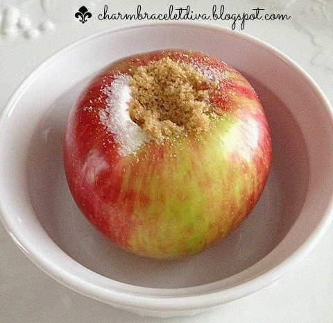 honeycrisp apple baked apples recipe