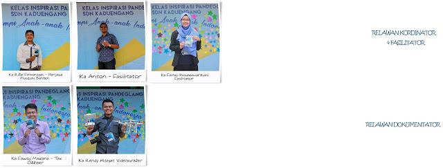 foto kegiatan kelas inspirasi pandeglang