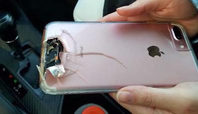 iPhone Selamatkan Wanita Ini Saat Penembakan di Las Vegas