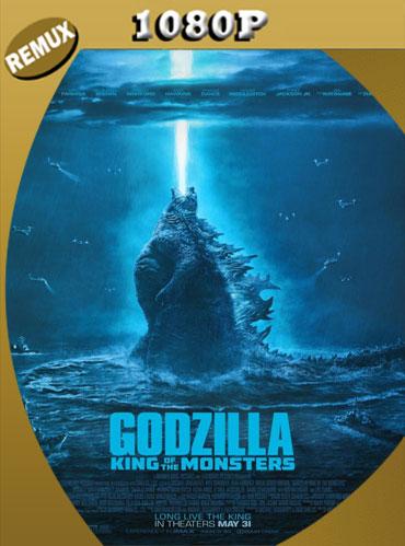 Godzilla: El rey de los monstruos (2019) Latino HD [1080p REMUX] [GoogleDrive] TeslavoHD