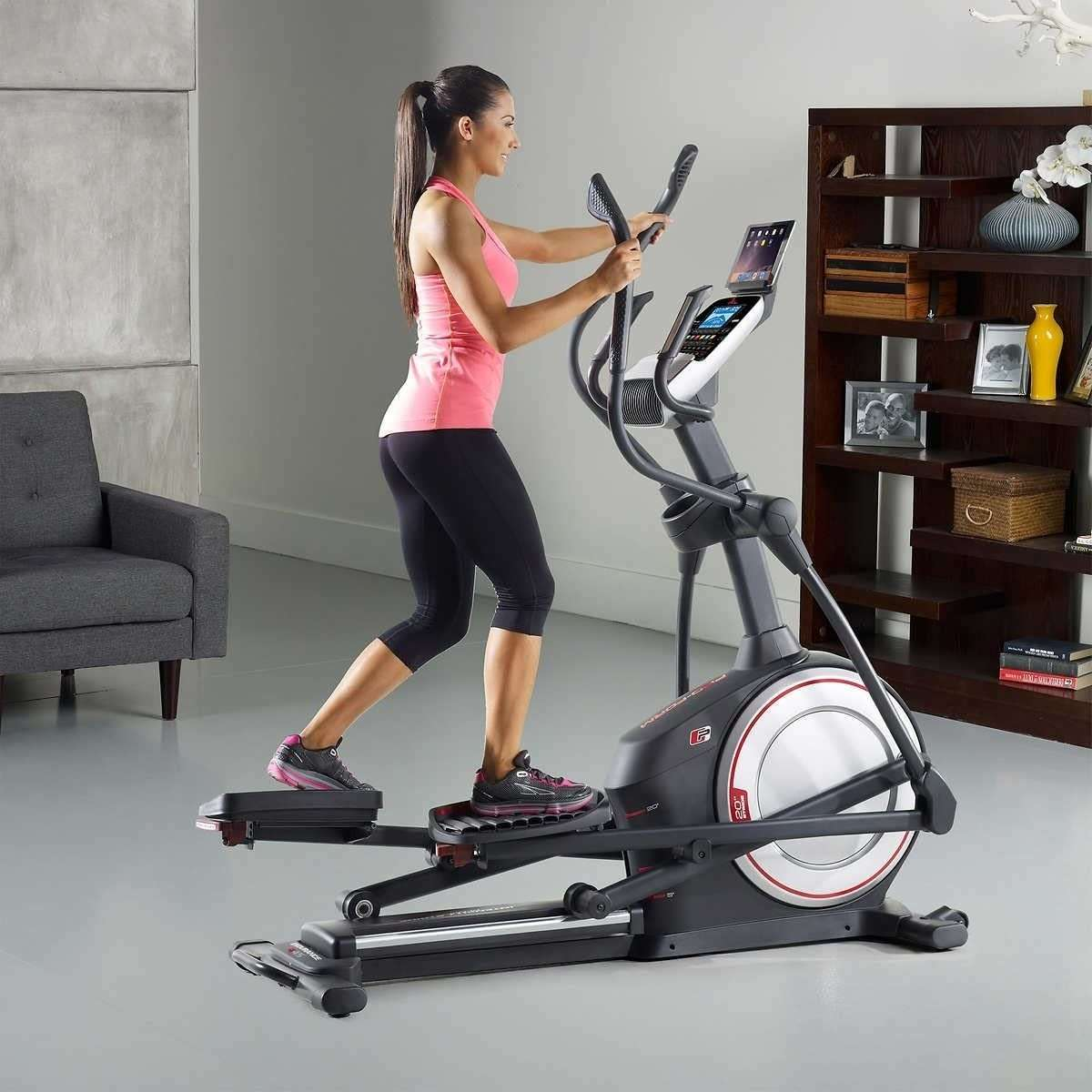 Treadmill vs Elliptical Trainer