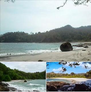 Pantai Wedi Ireng Banyuwangi Eksotis
