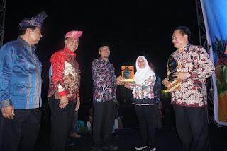 Trofi Expo KTNA Sumbang Untuk Jember