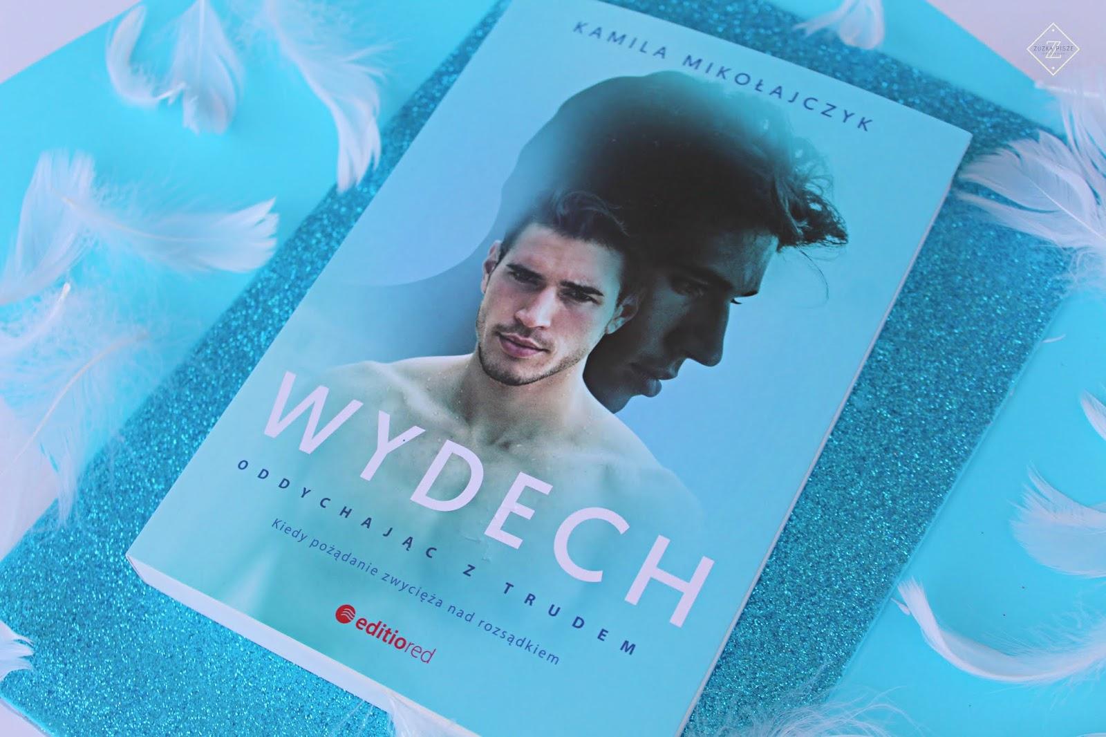 """Kamila Mikołajczyk """"Wydech"""" - przedpremierowa recenzja książki"""