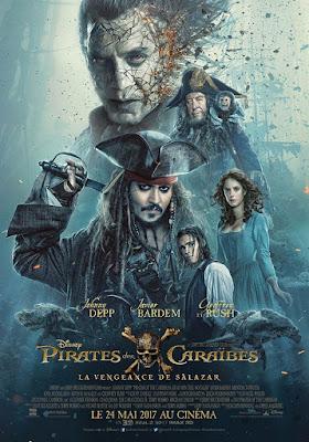 Pirates des Caraïbes : La Vengeance de Salazar streaming VF film complet (HD)