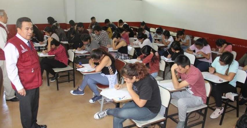 UNFV: Primer Simulacro de Examen de Admisión se realizó con éxito en la Universidad Nacional Federico Villarreal - www.unfv.edu.pe