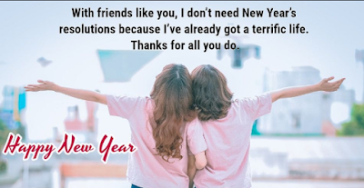 Happy new year 2020 friend images download