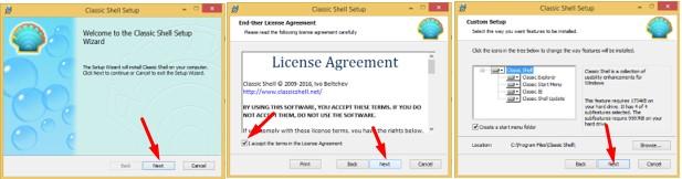 Cara Membuat Tampilan Start Menu Windows 8, 8.1, dan 10 Seperti Windows 7