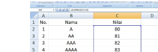 100+ Kumpulan Rumus Excel Lengkap Beserta Fungsinya