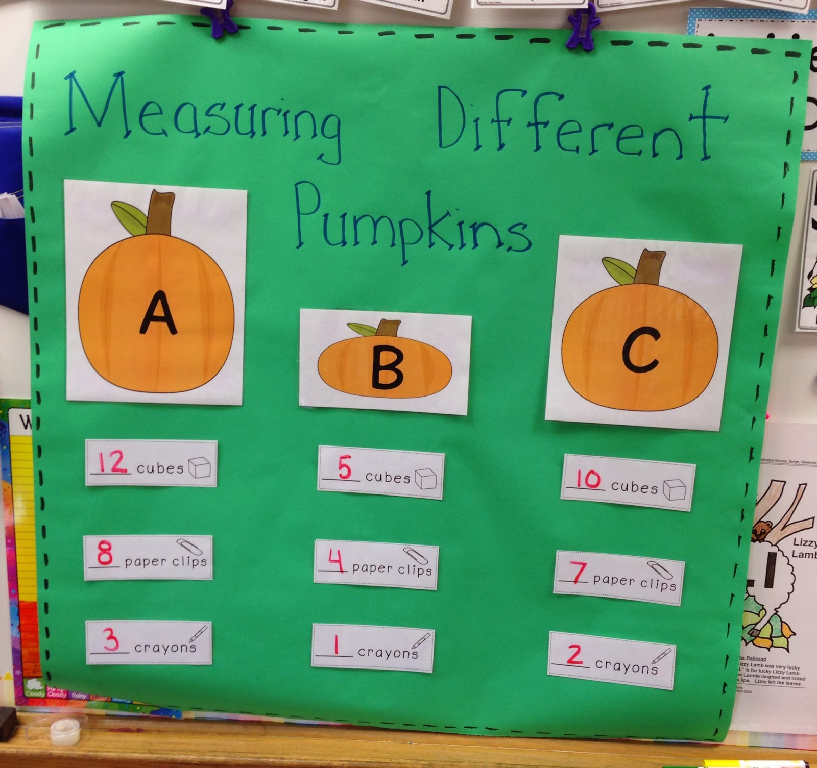 A Spoonful Of Learning Pumpkin Unit