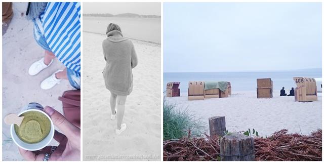 Wochenrückblick   Sunny Sunday #99 - www.josieslittlewonderland.de - baltic sea, ostsee, sommer 2016, eckernförde strand, strandkorb