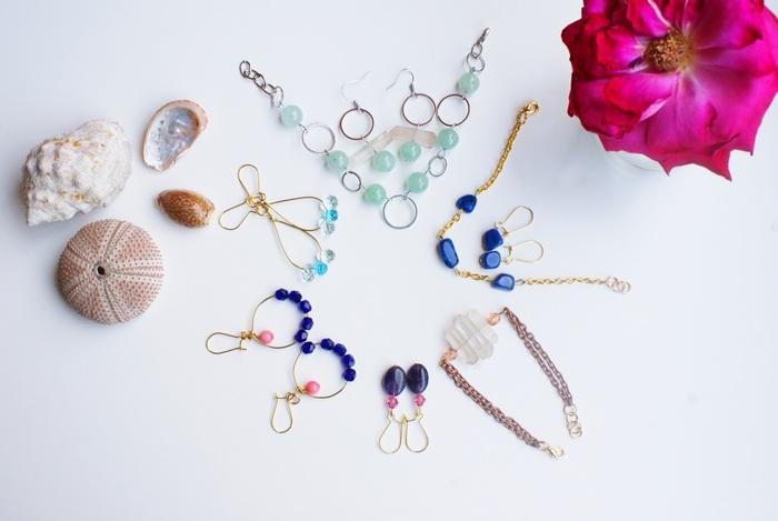 jewelry bohemian gypsy gioielli handmade