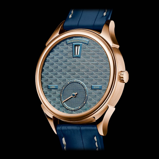Andersen Genève Jumping Hours 40th Anniversary